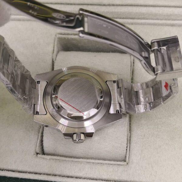 Réplica de relógio Rolex Daytona Prata 3