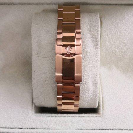 Réplica de relógio Rolex Daytona Rosê/Dourado 3