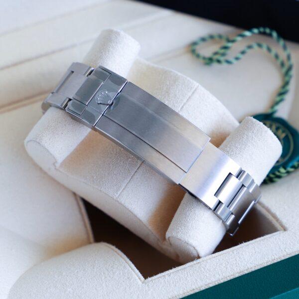 Réplica de relógio Rolex Deepsea Prata 4