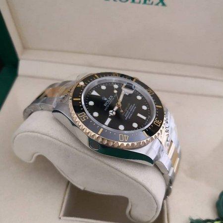 Réplica de relógio Rolex Submariner Misto – Preto 3