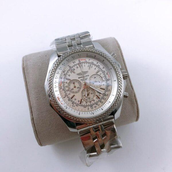 Réplica de relógio Breitling Bateria – Prata