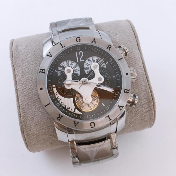 Réplica de relógio Bvlgari Hybrid – Prata