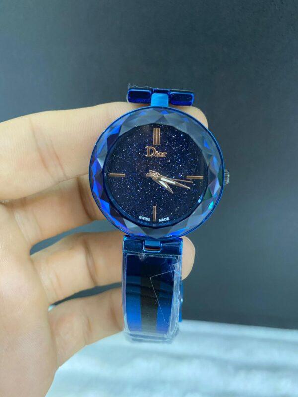 Réplica de relógio Dior Dife – Azul
