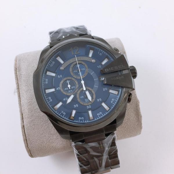 Réplica de relógio Diesel 10 Bar – Preto/Azul