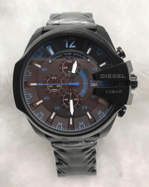 Réplica de relógio Diesel 10 Bar – Preto