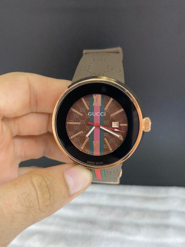 Réplica de relógio Gucci – Marrom