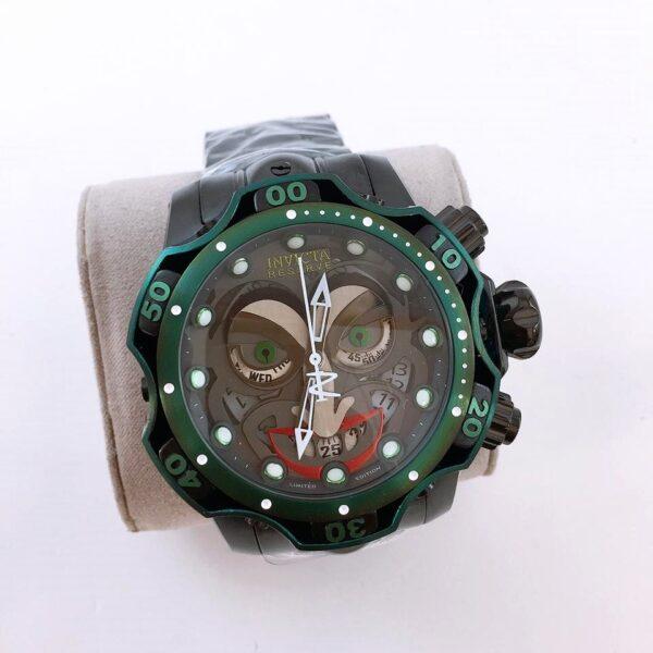 Réplica de relógio Invicta Coringa – Verde