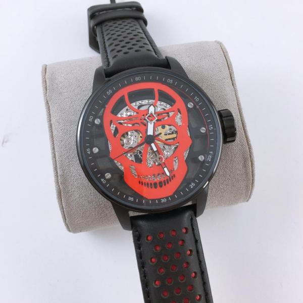 Réplica de relógio Invicta S1 Rally – Preto/Vermelho