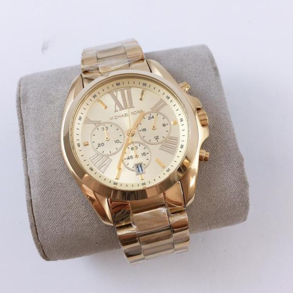 Réplica de relógio Michael Kors – Dourado