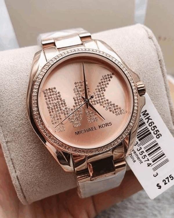 Réplica de relógio Michael Kors – Rose