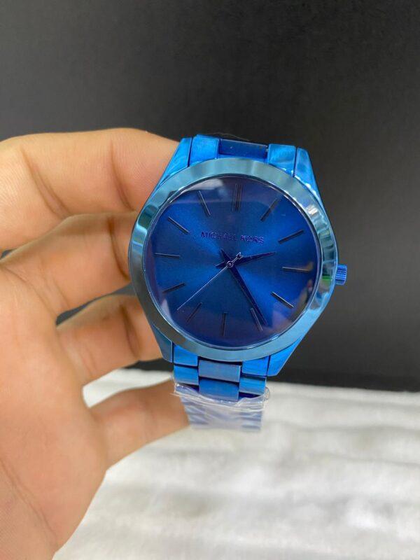 Réplica de relógio Michael Kors – Azul
