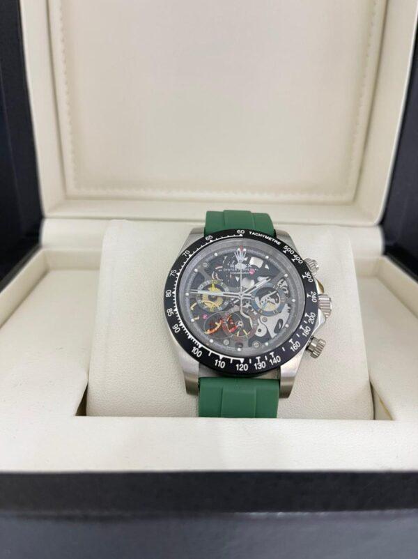 Réplica de relógio Rolex Daytona Artisans Verde