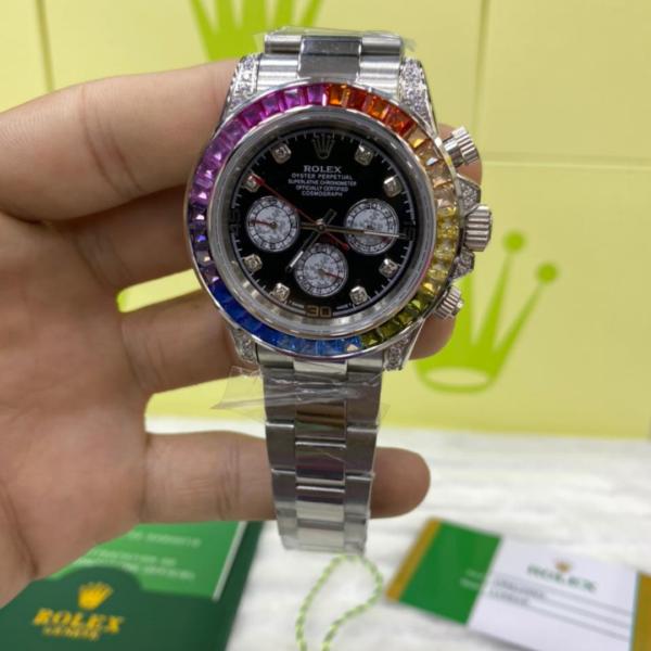 Réplica de relógio Rolex Daytona Diamonds 6