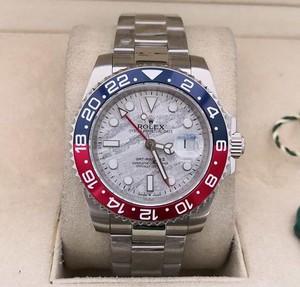 Réplica de relógio Rolex GMT Master II