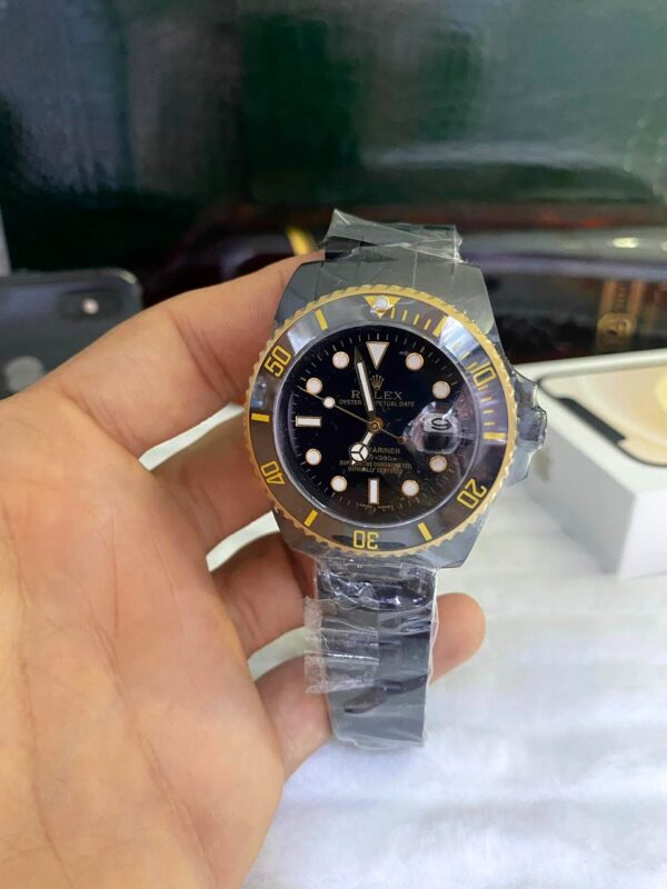 Réplica de relógio Rolex Black Cerâmica