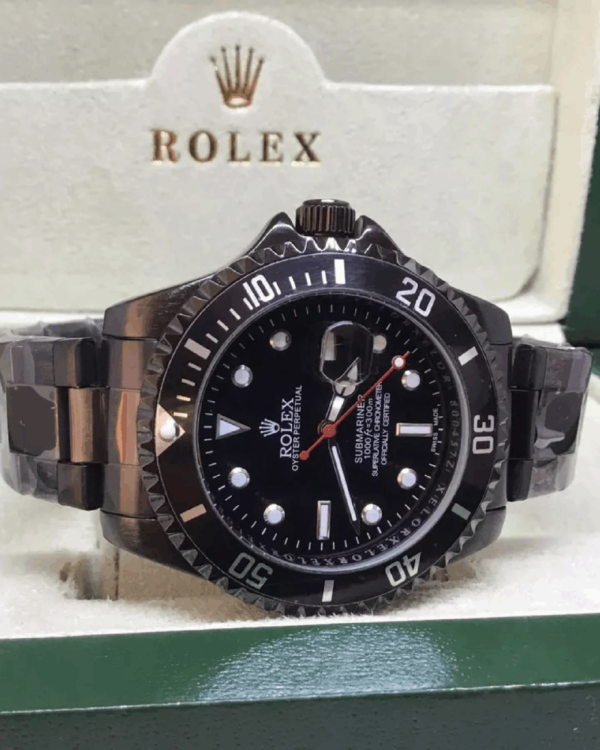 Réplica de relógio Rolex Submariner – Preto