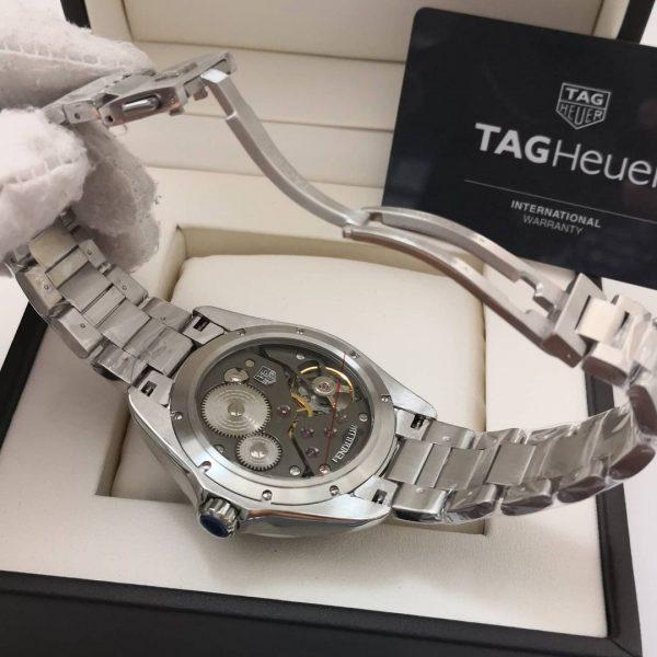Réplica de relógio Tag Heuer Pendulum – Prata/Branco 3