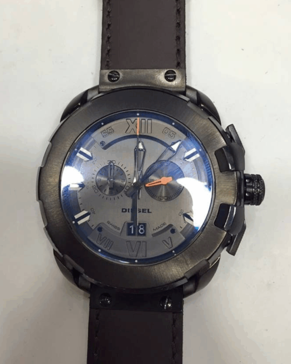 Réplica de relógio Diesel DZS – Preto