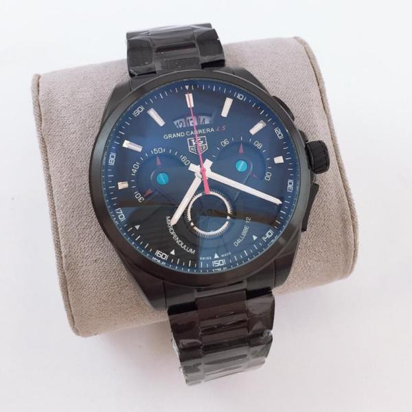 Réplica de relógio Tag Heuer Grand Carrera – Preto