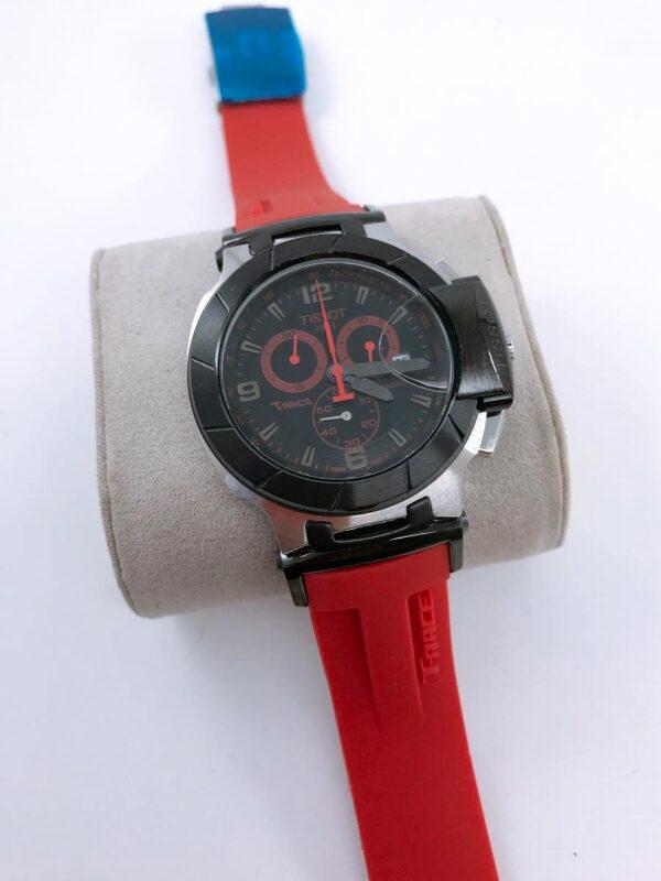 Réplica de relógio Tissot T-RACE Vermelho 3
